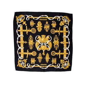 Hermès Ferronnerie Silk Scarf - Large